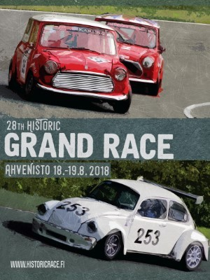 28th Historic Grand Race