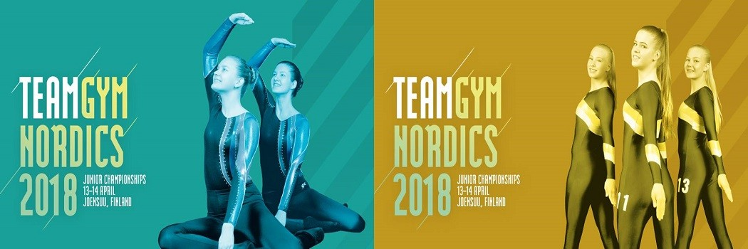 Nordic TeamGym Championships for Juniors 2018